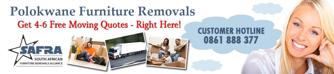 Advertising on the Polokwane Furniture Removals Website is Free.