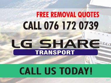 LG Share Transport - Every move is unique and each customer has specific requirements. At LG Share Transport we understand and adapt to these needs. Each of our employees is committed to providing smooth, positive moving experience by ensuring that every last detail.