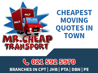 Mr Cheap Transport - We pride ourselves on being one of the CHEAPEST moving companies in town, offering a renowned REMOVAL experience which is unbeatable. We have moved over 10 000 loyal satisfied customers! <b>Call us for Home / Office Removals & Storage Services.